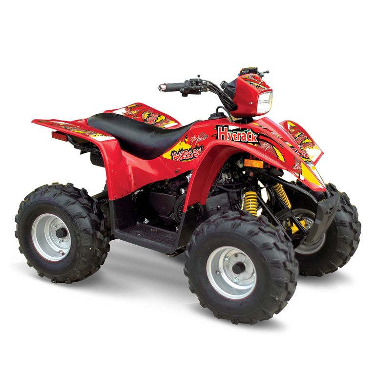 Quad Hytrack HY 150SX - rouge