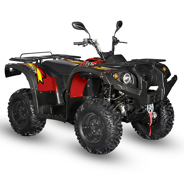 Quad Masai A750 IX EPS - rouge