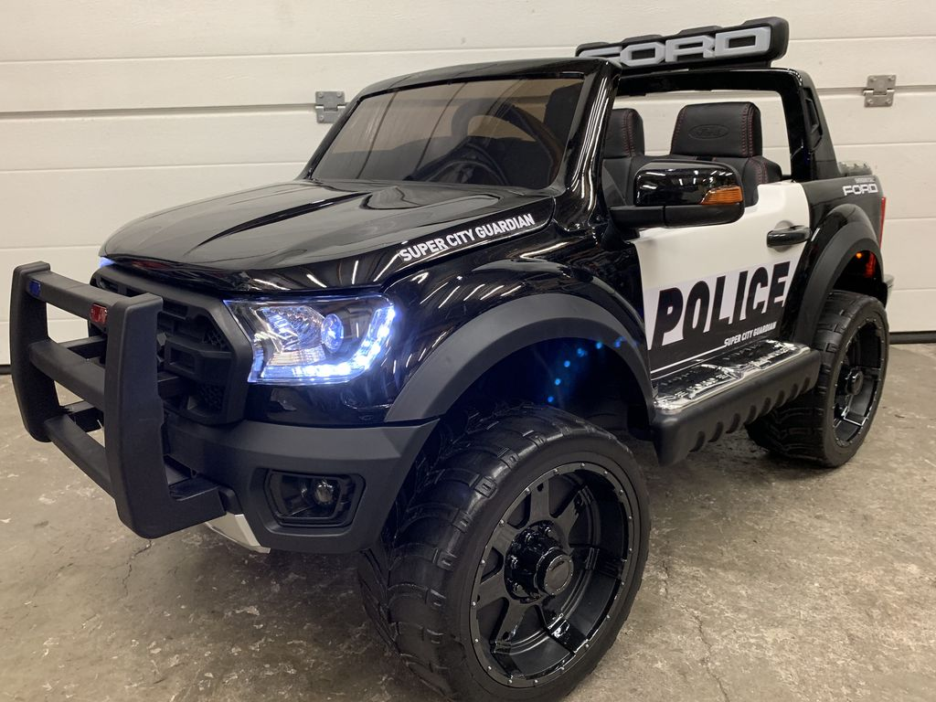 ford ranger raptor police 2 places noir